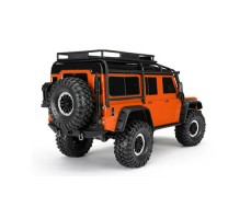 Радиоуправляемая машина TRAXXAS TRX-4 Land Rover Defender 1/10 4WD Adventure Edition