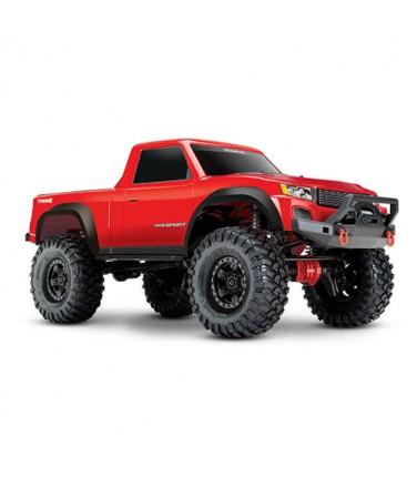 Радиоуправляемая машина TRAXXAS TRX-4 Sport 1/10 4WD Scale Crawler Red | Купить, цена, отзывы