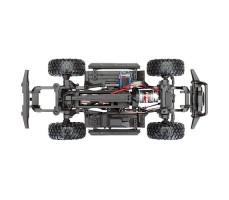 Радиоуправляемая машина TRAXXAS TRX-4 Sport 1/10 4WD Scale Crawler Red