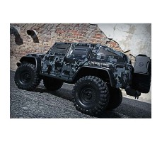 фото Радиоуправляемая машина TRAXXAS TRX-4 Tactical Unit 1/10 4WD