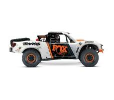 Радиоуправляемая машина TRAXXAS Unlimited Desert Racer 4WD White