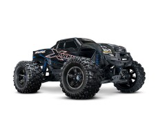 RC машина Traxxas X-Maxx 1/5 4WD 8S Upgrade KIT Blue