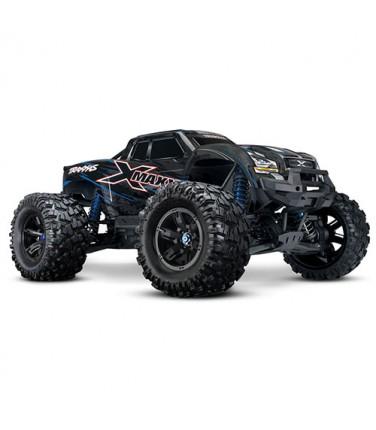 Радиоуправляемая машина Traxxas X-Maxx 1/5 4WD TSM Blue | Купить, цена, отзывы