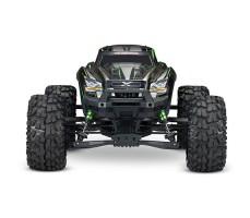фото радиоуправляемой машины Traxxas X-Maxx 1/5 4WD 8S TSM Green спереди