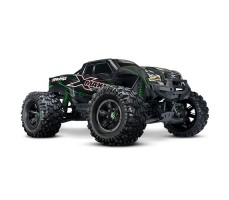 RC машина Traxxas X-Maxx 1/5 4WD 8S Upgrade KIT Green