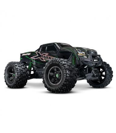 RC машина Traxxas X-Maxx 1/5 4WD 8S Upgrade KIT Green | Купить, цена, отзывы