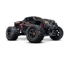 RC машина Traxxas X-Maxx 1/5 4WD 8S Upgrade KIT Red