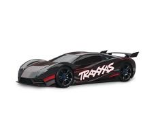 RC машина Traxxas XO-1 1/7 4WD TSM Black