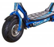 Электросамокат Sambit Uber Scoot 300 Blue