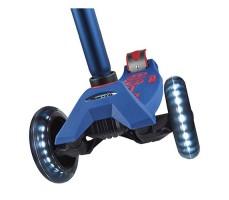 фото Детский самокат MAXI MICRO DELUXE LED Blue