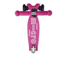 фото Детский самокат MAXI MICRO DELUXE Складной T-BAR Pink Neon