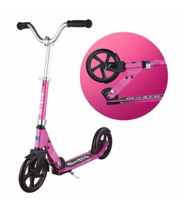 Самокат Micro Cruiser Pink | Купить, цена, отзывы