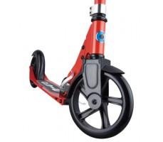 фото переднего колеса самоката Micro Cruiser Red