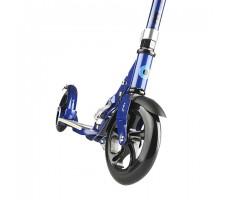 фото самоката Micro Flex 200мм Blue вид на переднее колесо