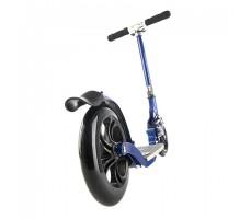 фото самоката Micro Flex 200мм Blue вид на заднее колесо