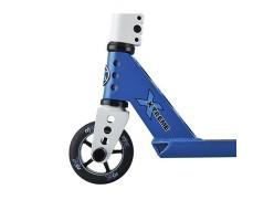 фото колесо переднее Самокат MICRO MX TRIXX 2.0 Sea Blue