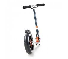 фото заднего колеса самоката Micro Speed+ Black-Orange
