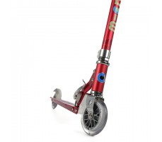 фото переднего колеса самоката Micro Sprite SE Floral