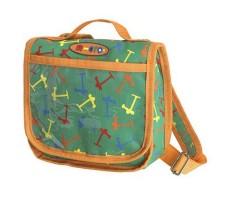 фото сумка Детский самокат MINI MICRO Classic с сумочкой Green