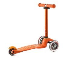 фото вид сбоку Детский самокат MINI MICRO DELUXE Orange
