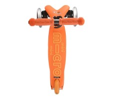 фото вид сверху Детский самокат MINI MICRO DELUXE Orange