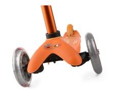фото передние колеса Детский самокат MINI MICRO DELUXE Orange