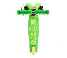 фото вид сверху Детский самокат MINI MICRO DELUXE Green