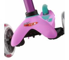 фото передние колеса Детский самокат MINI MICRO DELUXE Lavender