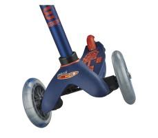 фото передние колеса Детский самокат MINI MICRO DELUXE Navy Blue