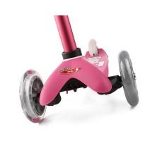 фото передние колеса Детский самокат MINI MICRO DELUXE Pink