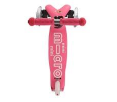 фото вид сверху Детский самокат MINI MICRO DELUXE Pink
