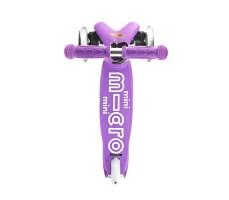 фото вид сверху Детский самокат MINI MICRO DELUXE Purple