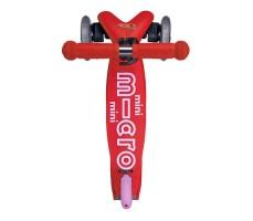 фото вид сверху Детский самокат MINI MICRO DELUXE Red