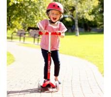 фото в движении Детский самокат MINI MICRO DELUXE Red