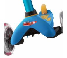 фото передние колеса Детский самокат MINI MICRO DELUXE Sea Blue