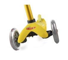 фото передние колеса Детский самокат MINI MICRO DELUXE Yellow
