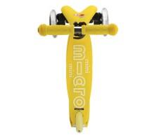 фото вид сверху Детский самокат MINI MICRO DELUXE Yellow