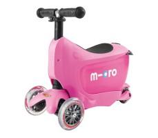 Детский самокат MINI MICRO MINI2GO Classic Pink