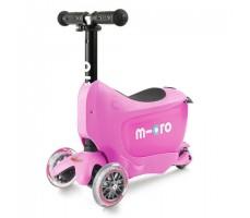 Детский самокат MINI MICRO MINI2GO DELUXE Pink