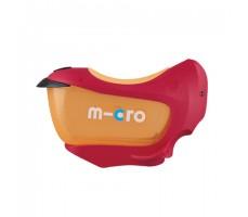 фото сиденья детского самоката MINI MICRO MINI2GO DELUXE с навесом Red