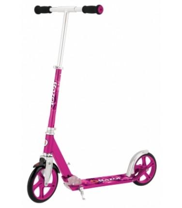 Самокат Razor A5 Lux Pink   Купить, цена, отзывы