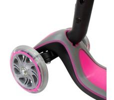 фото переднего колеса самоката Globber Elite S / SL Pink