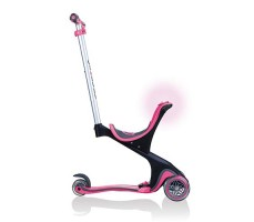 Самокат GLOBBER EVO 5 in 1 COMFORT PLAY Pink