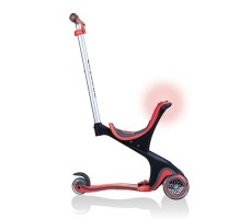 Самокат GLOBBER EVO 5 in 1 COMFORT PLAY Red