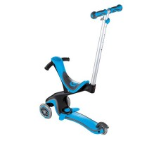 фото Самокат GLOBBER EVO 5 in 1 COMFORT Light Blue
