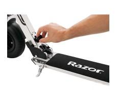 фото Самокат с надувными колёсами Razor A5 Air Silver