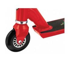 фото переднего колеса самоката Razor Beast Red