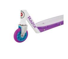фото переднее колесо Самокат для детей Razor Party Pop Purple