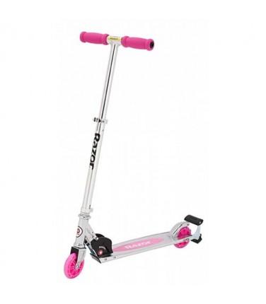 Самокат с искрами Razor Spark Pink | Купить, цена, отзывы
