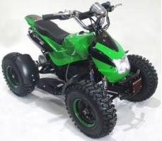 Электроквадроцикл SHERHAN 100S Green